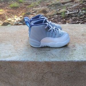 Children Nike Air Jordan Retro 12 Shoe